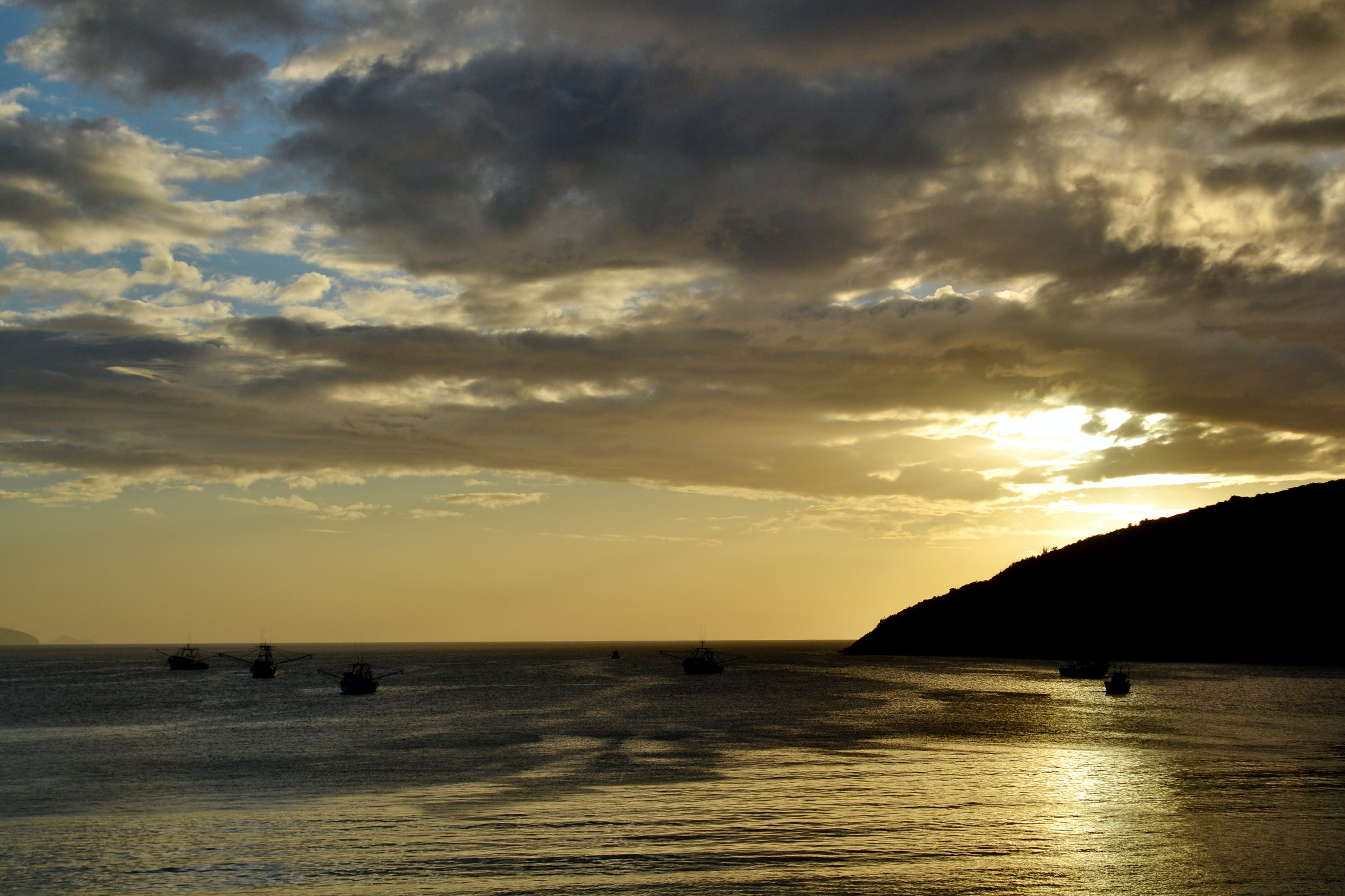 ビーチ, リオデジャネイロ, 日の出, 海洋の無料の写真素材