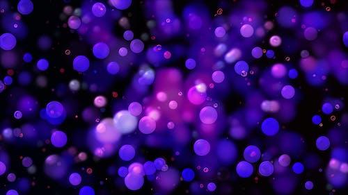 Immagine gratuita di astratto, azzurro, bagliore, bellissimo