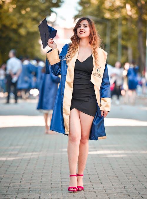 Foto d'estoc gratuïta de bufó, fotografia de moda, moda, model de moda