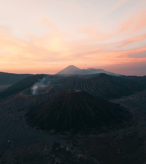 Foto profissional grátis de alvorecer, cair da noite, fotografia da natureza, nascer do sol