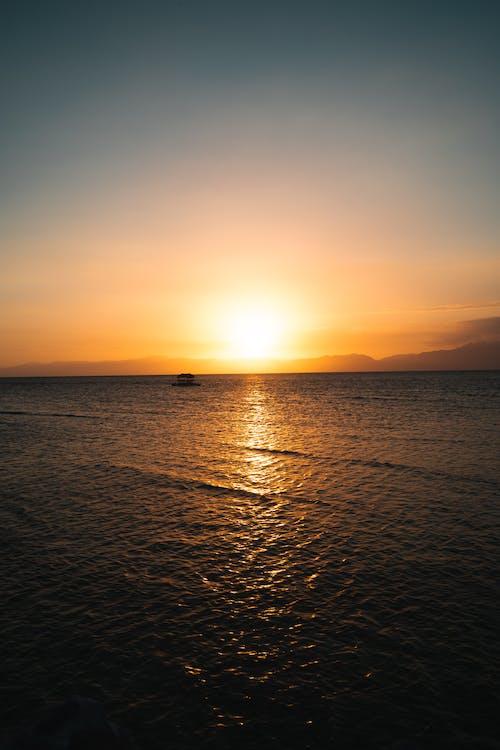 Ảnh lưu trữ miễn phí về bầu trời, bình minh, chân trời, đại dương