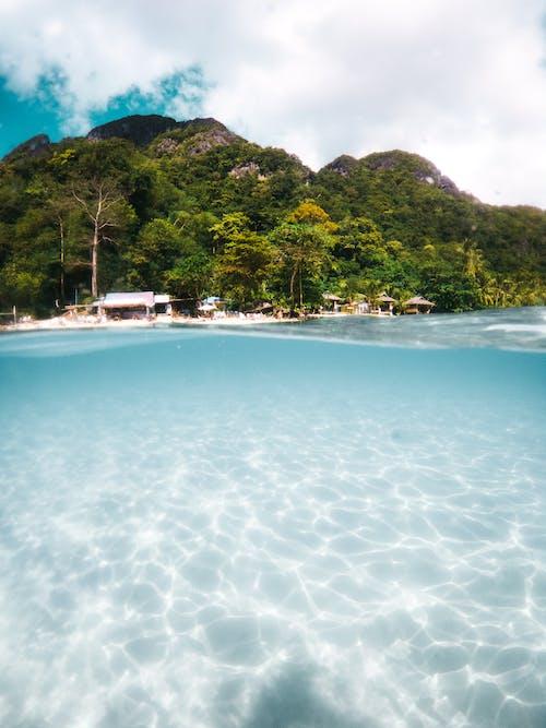 Gratis lagerfoto af afslapning, blåt vand, bugt, ferie