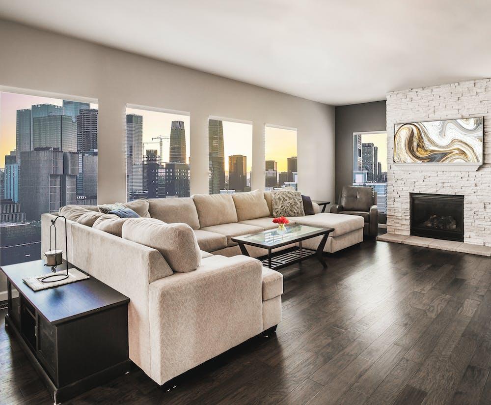 A living room | Photo: Pexels