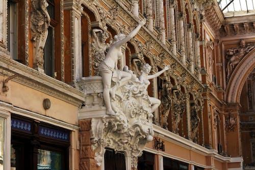 Foto profissional grátis de balcon, hotel, odessa, passagem