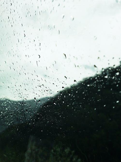 Gratis arkivbilde med fjell, grønn, himmel, landskap