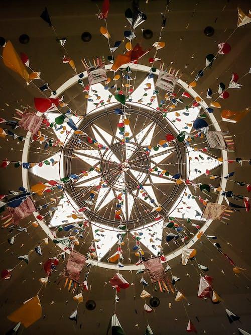 Multicolored Hanging Decor