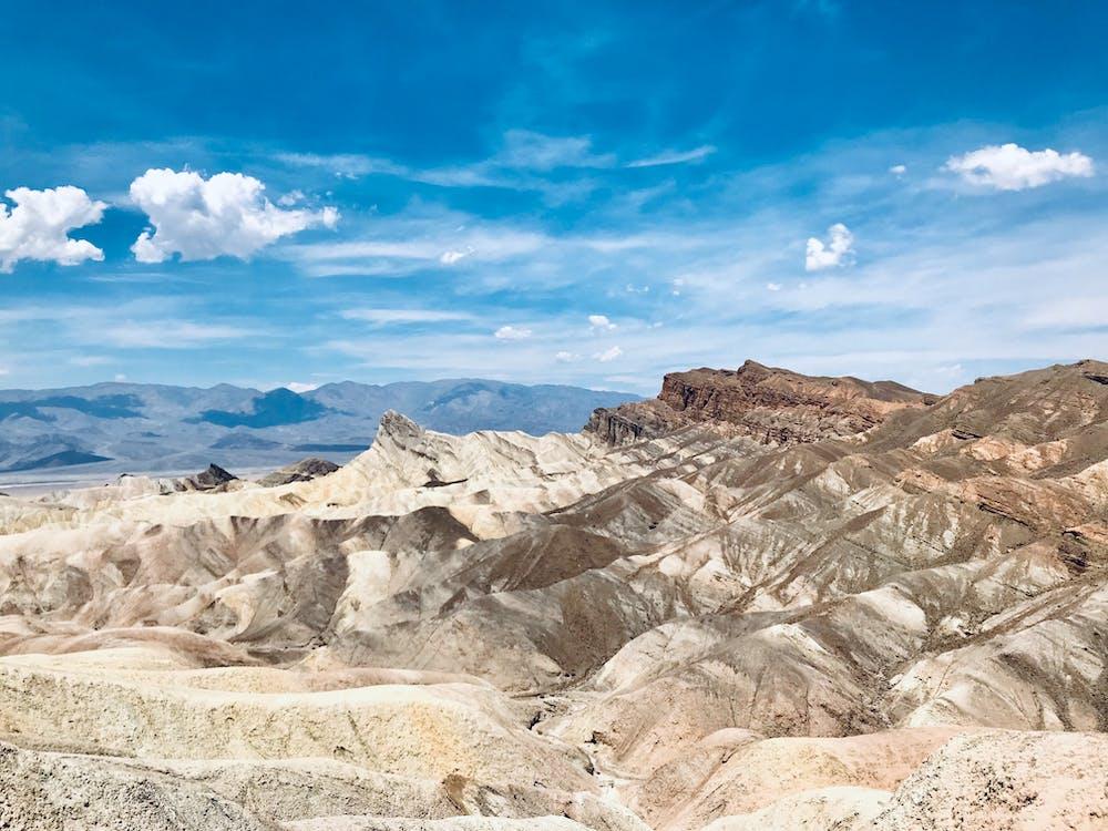 arid, cer, eroziune