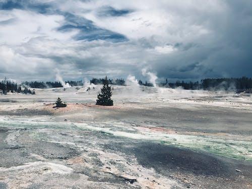 Immagine gratuita di geyser, morte, sorgente termale