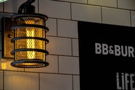 light, wall, lamp