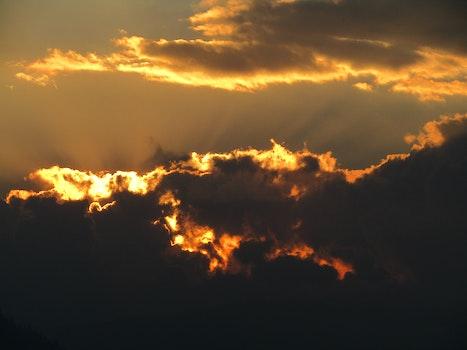 Kostenloses Stock Foto zu licht, dämmerung, himmel, sonnenuntergang