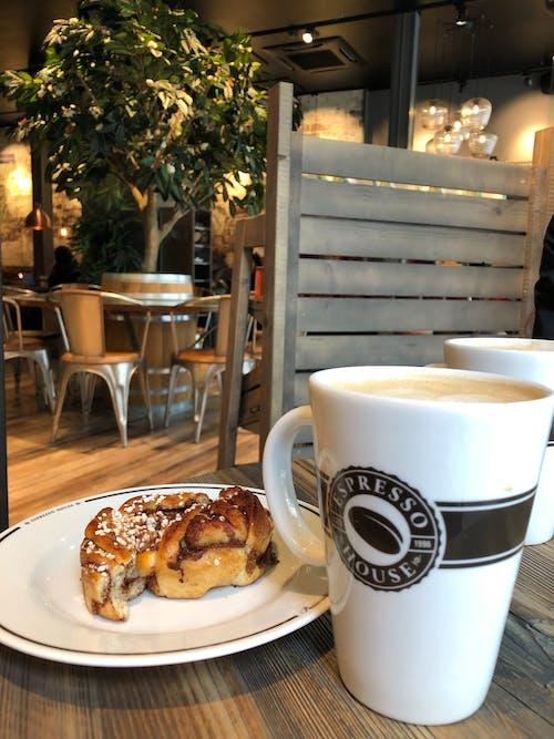 Foto d'estoc gratuïta de atractiu, beguda, bon cocido, cafè