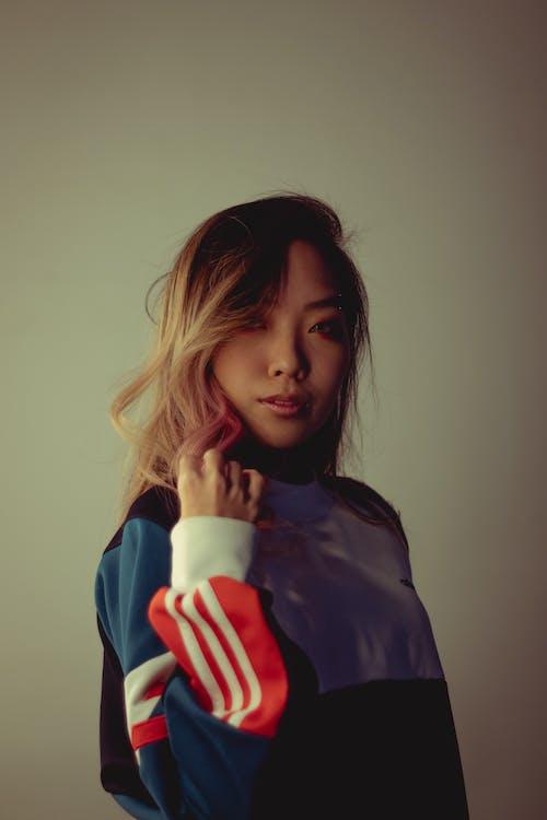 Kostnadsfri bild av ansikte, asiatisk kvinna, attraktiv, japan