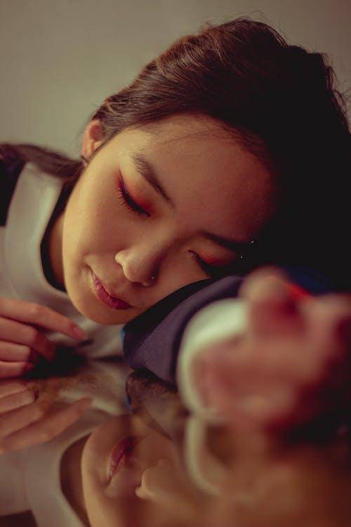 Ingyenes stockfotó álló kép, alvás, japán, keleti témában