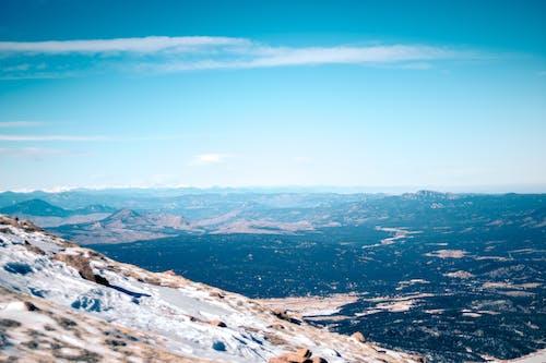 Immagine gratuita di alto, fotografia della natura, fotografia di paesaggio, freddo