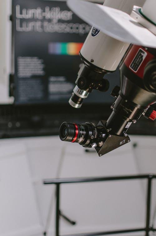 Gratis stockfoto met cameralenzen, gereedschap, instrument, lab