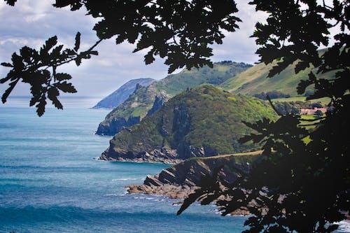 Бесплатное стоковое фото с море, пейзаж