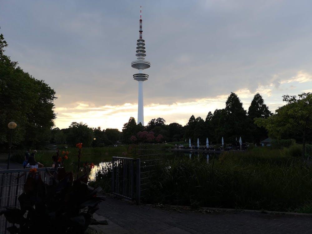 Gratis stockfoto met duitsland, Hamburg, park