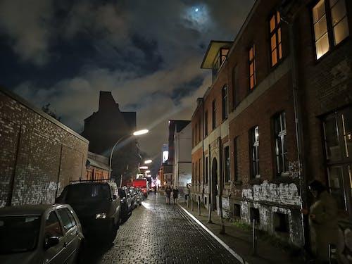 Gratis stockfoto met donker, donkere steeg, duister, nacht