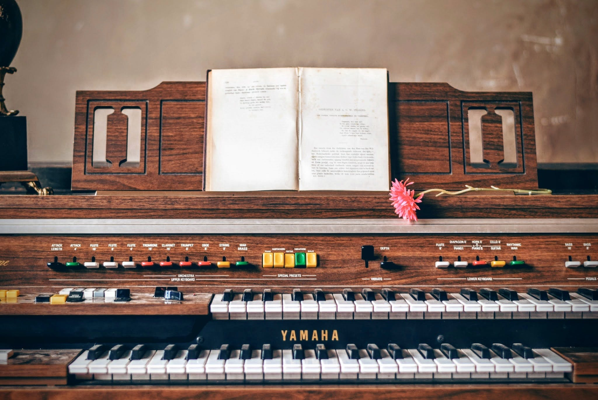 Where have all the organists gone?