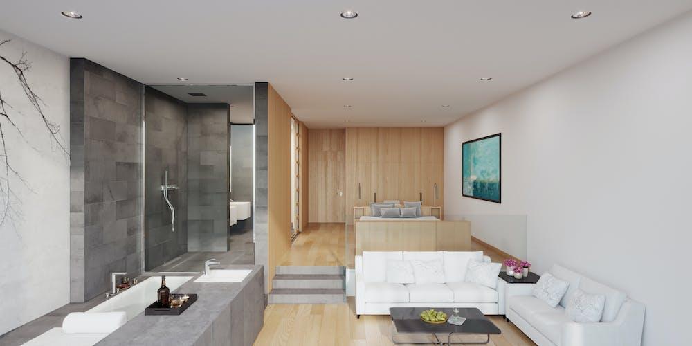 A modern living room. | Photo: Pexels