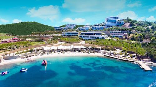 Бесплатное стоковое фото с lux resort and residences, архитектура, гостиница