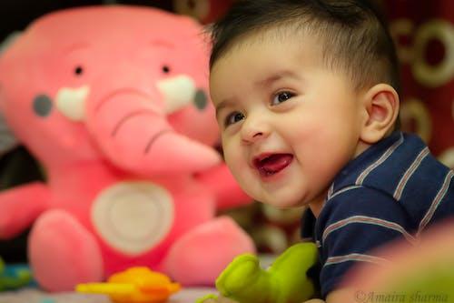 Foto stok gratis 50mm, bayi, bersenang-senang, canon