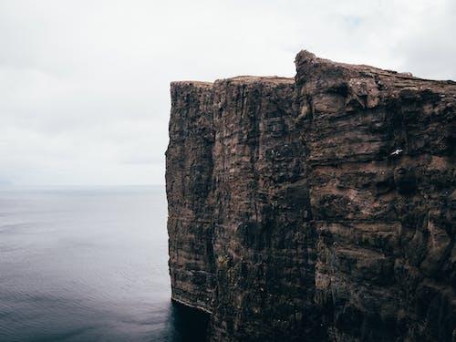 açık hava, deniz, doğa, faroe içeren Ücretsiz stok fotoğraf