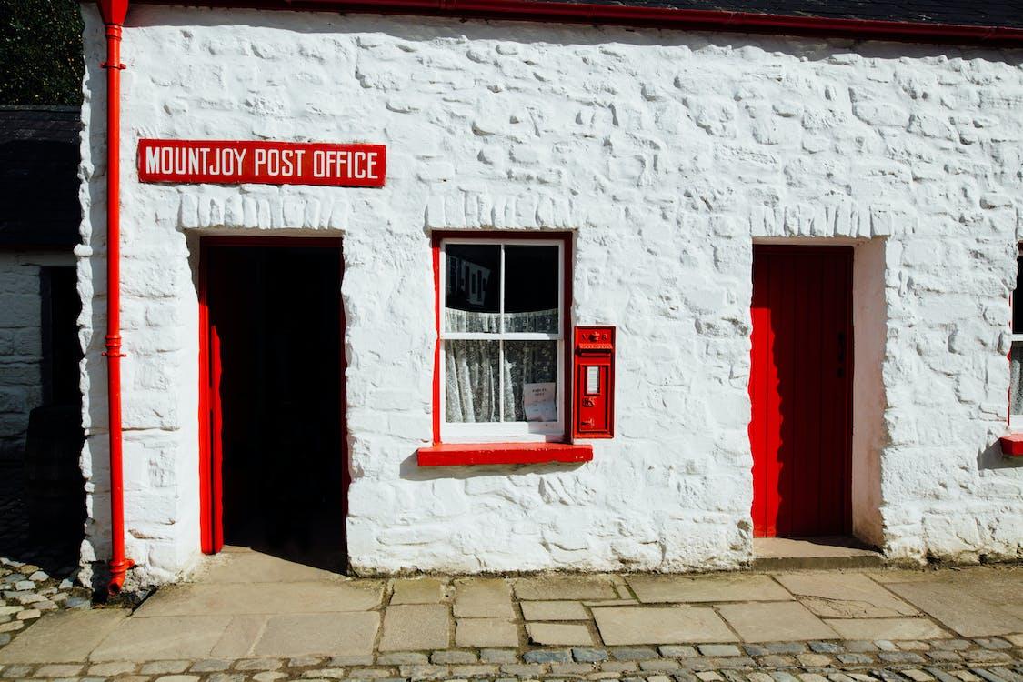 Post Office Facade