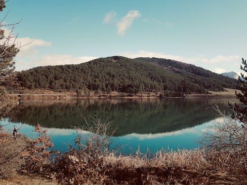 Free stock photo of #lake #lakedoxa #nature #greece