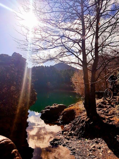 Free stock photo of #nature #lake #greece