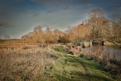Photos gratuites de angleterre, bateaux fluviaux, bord de rivière, chaloupe