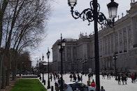 spain, palace, madrid