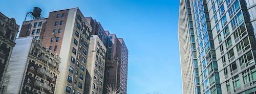 Kostnadsfri bild av amerika, färgglada hus, höga stigningar, hus