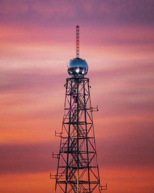 Бесплатное стоковое фото с антенна, башня, беспроводной, высокий