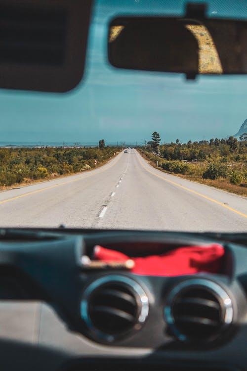 Foto d'estoc gratuïta de autopista, camí, carretera, concentrar-se