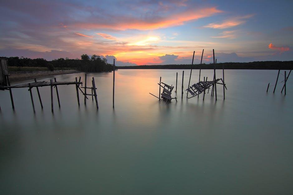 New free stock photo of jetty, dawn, landscape