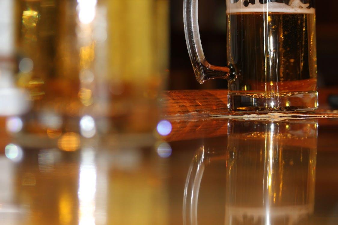 alkohol, bar, browar