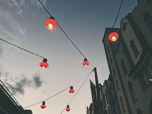 Imagine de stoc gratuită din australia, brisbane, cer de seară, clădire