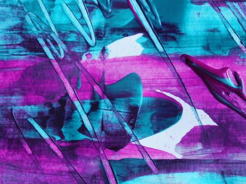 Foto stok gratis artistik, beraneka warna, berseni, berwarna merah muda