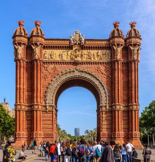 Kostnadsfri bild av barselona, испания, путешествовать