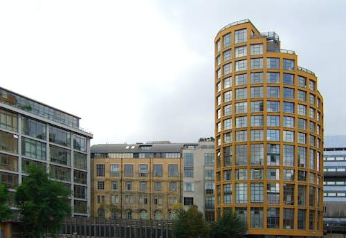 고급 아파트, 런던, 뱅크 사이드 로프트 빌딩, 사우스 뱅크의 무료 스톡 사진