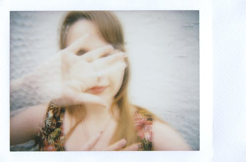 Δωρεάν στοκ φωτογραφιών με polaroid, Άνθρωποι, αυγή, γυμνός