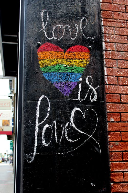 Love Is Love Wall