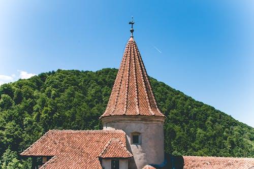 Kostenloses Stock Foto zu kirche, kirchengebäude, kirchturm