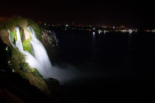 夜晚的城市, 夜燈, 夜生活, 夜間 的 免費圖庫相片
