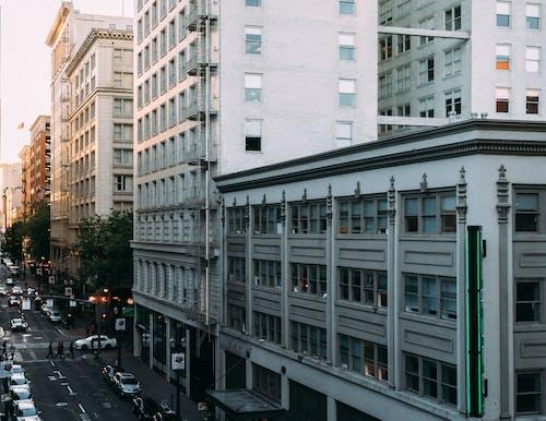 Darmowe zdjęcie z galerii z #rooftopview #portland #downtown #urbanscape