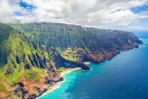 คลังภาพถ่ายฟรี ของ kauai, กลางวัน, กลางแจ้ง, การท่องเที่ยว