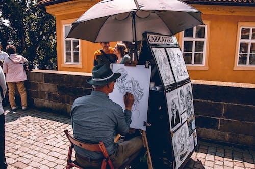 Foto d'estoc gratuïta de art, artista, carrer, creatiu