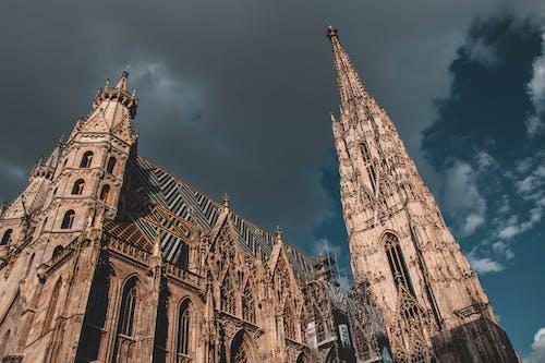 Foto d'estoc gratuïta de catedral