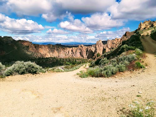 Free stock photo of Burma Butte, Burma Road, Central Oregon, Desert Trail